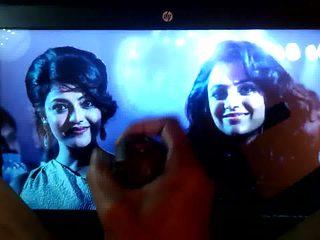Cum on Agarwal sisters Kajal and Nisha