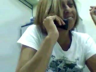 CAIU NA NET Heloisa Freitas de Santos SP video 8