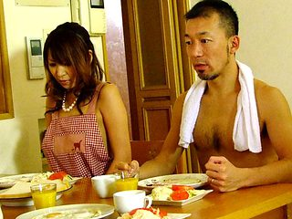 Jun Kusanagi & Yuri Aine in Yuri Aine and Jun Kusanagi having fun while naked with the family - A...