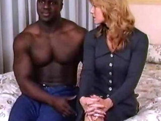 Alex Jordan Gets Buttfucked By A Large Black Man