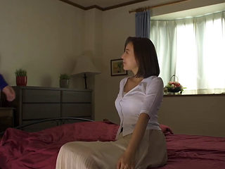 Asian Aunt Getting Fucked Hard