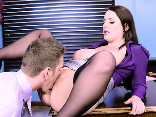 Brazzers - Big Tits at Work -  My Slutty Secr