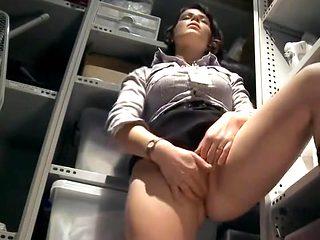 Closet Masturbation