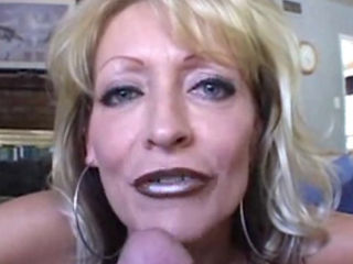 Hot Blond Milf Natasha Skinski Fucked In Pov