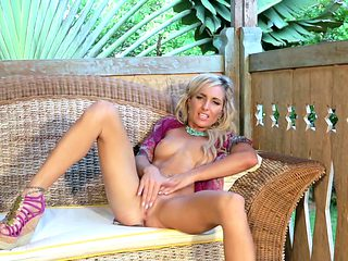 Horny pornstar Skye Michelle in Best Outdoor, Small Tits xxx clip