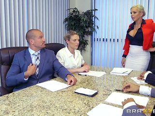 Brazzers - Nina Elle - Big Tits at Work