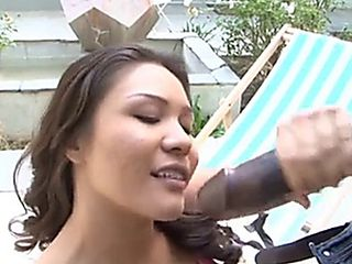 Thick Little Asian Girl Loves Her Some Bbc