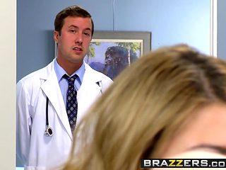 Brazzers - Doctor Adventures - Aria Alexander Sofia Valletta Jessy Jones - Doctor Nurse Take A Fu...