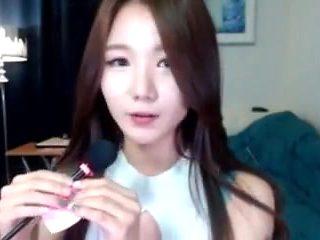Sexy Korean Webcam Teasing HD - Part One