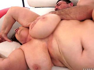 Fat Bbw Irma & Leslie - Perfect Couple