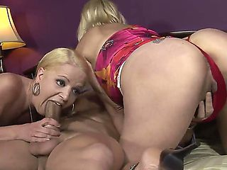 Hardcore family fantasy as this Mother teaches her daughter how to suck cock. Staring Anita Blue ...