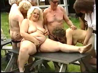 Older Swingers Party #1