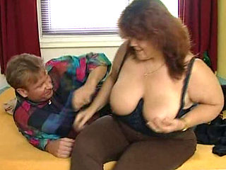 Chubby Grannies Getting Fucked Hard