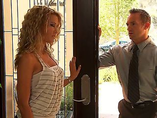This is the story of Brandy Aniston  a gorgeous porn star and an actress that can surely blow you...