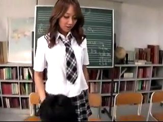 Asian schoolgirl dominate 2