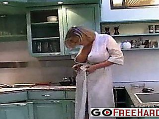 My Stepmother In The Kitchen Early Morning;