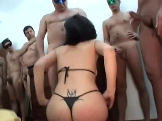 Older men fuck the bitch she is famous young wife
