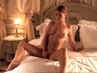 Horny amateur Celebrities, Lesbian sex clip