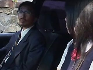 Asian Daughter Taught How To Fuck