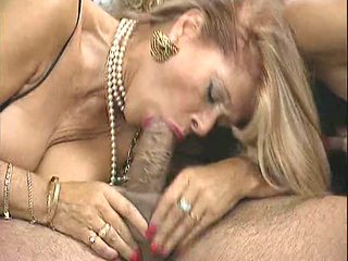 Matures Fuck The Crap Out Of Young Guys