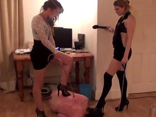 two Hard Ladies