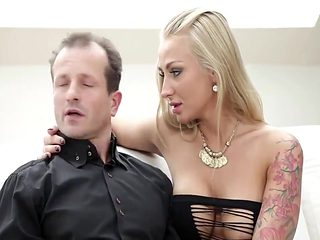 Wife wants gangbang with dp