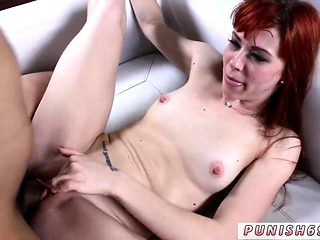 Freckled redhead solo first time Permission To Cum