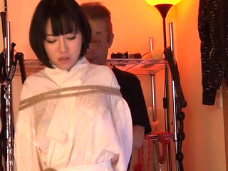 Sexy Asian Sluts Getting Tied Up And Fucked
