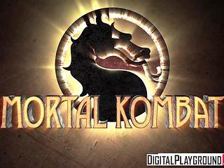 XXX Porn video - Mortal Kombat A XXX Parody