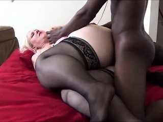 Big blonde wife cheating