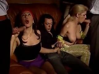 Esmeralda Martinez Gangbang and Bukkake