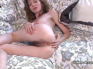 Emma Evins in Masturbation Movie - ATKHairy