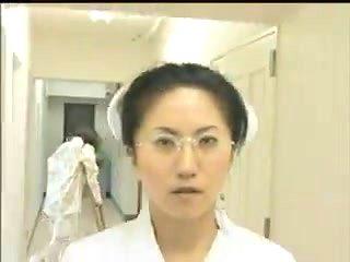 Japanese nurse love story