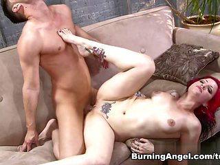 Hottest pornstar Seth Gamble in Fabulous Anal, Emo xxx clip