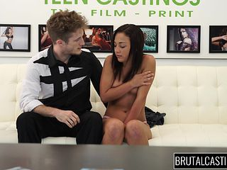 amara gets dominated and mouth fucked