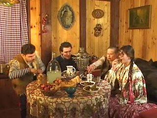 Russian Sauna Girls by snahbrandy