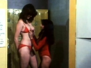 Classic and Vintage Hairy Threesome Sex From 1975