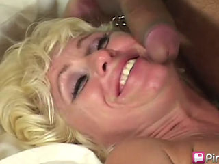 Double Cock For Blonde Mother Cara Faucet