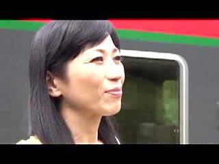 Japanese Mother rides Taboo schlong