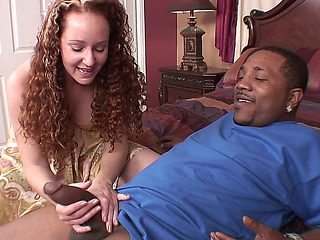 Mature Wife Can't Believe The Size Of This Black Cock