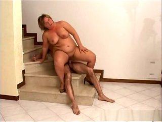 Horny pornstar Milena Iseo in fabulous mature, bbw xxx movie