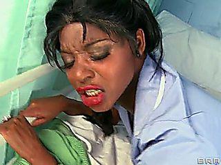 Nurse Jasmine Webb