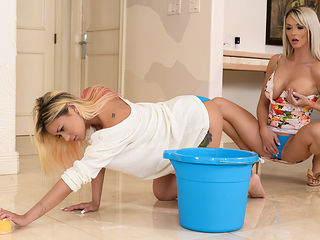 Brooke Paige & Marsha May in My Boyfriends Mom - Brazzers