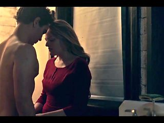 Elisabeth Moss Sex In The Handmaids Tale ScandalPlanet.Com