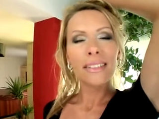 Vivian Schmitt Sucks And Fucks A Juicy Cock