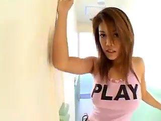Sexy japanese gogo girl daiya erotic dance teasing