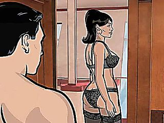 Archer (sex Video)