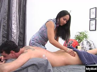 Succulent Loni and her lover with a decorated dick