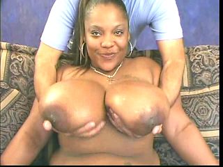 African BBW fucked