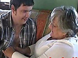 Granny Sex Teacher - Free First Lesson